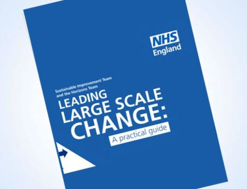 Leading Large Scale Change: A Practical Guide by NHS England (ebook)