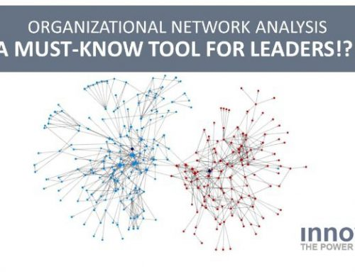 Why Organizational Network Analysis is a MUST-KNOW Tool for Leaders
