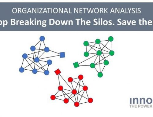 Stop Breaking Down The Silos. Save Them!