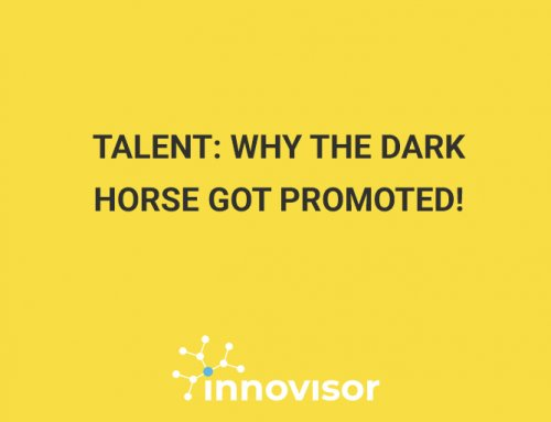Talent: Why the Dark Horse Got Promoted!