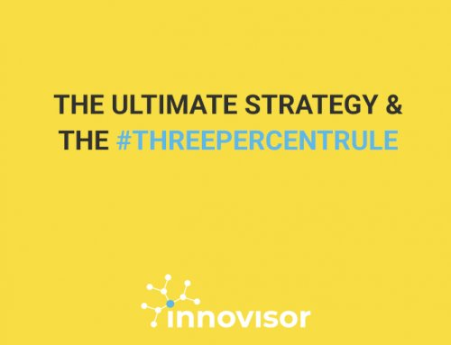 The Ultimate Strategy & The #ThreePercentRule