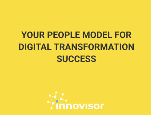 Your People Model for Digital Transformation Success