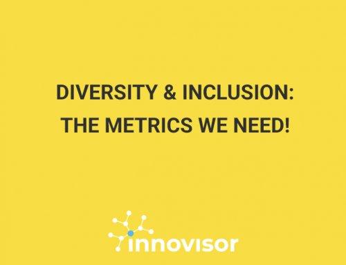Diversity & Inclusion: The Metrics We Need!