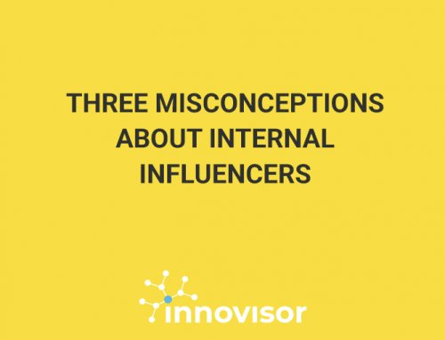 Three Misconceptions About Internal Influencers