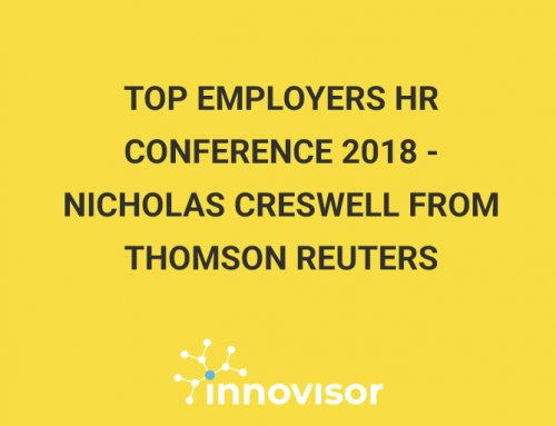Top Employers HR Conference 2018 – Nicholas Creswell from Thomson Reuters
