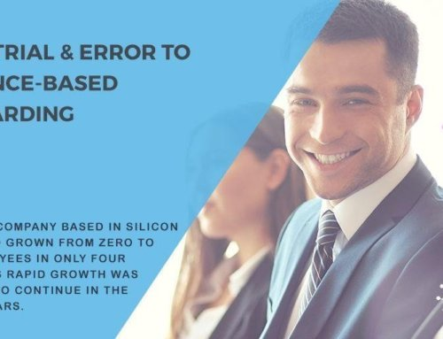 Case – From Trial And Error To Evidence-Based Onboarding