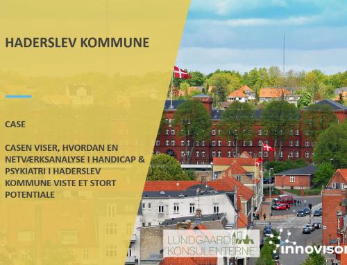 Case – Haderslev Kommune