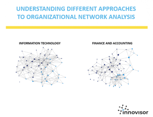 Richard Santos Lalleman explains Why He Wrote the Article about the Different Approaches to Organizational Network Analysis