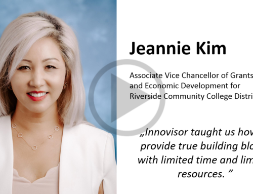 Client Stories – Jeannie Kim, Associated Vice Chancellor at Riverside