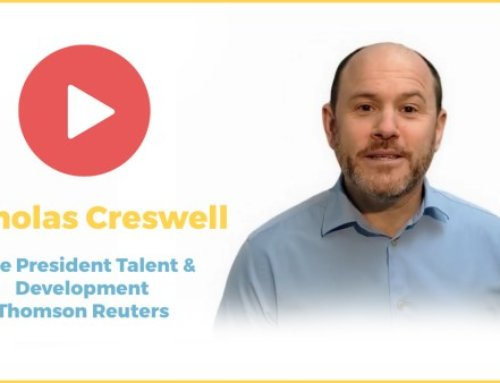 Client Stories – Nicholas Creswell, Vice President of Talent&Development at Thomson Reuters