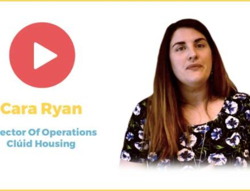 Client Stories – Cara Ryan, Director of Operations in Clúid Housing