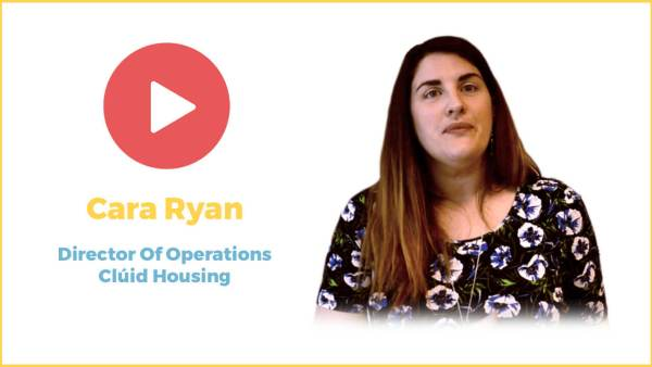Client Story, Cara Ryan (Director of Operations, Clúid Housing)