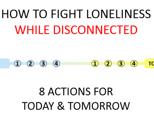 How to fight loneliness while disconnected