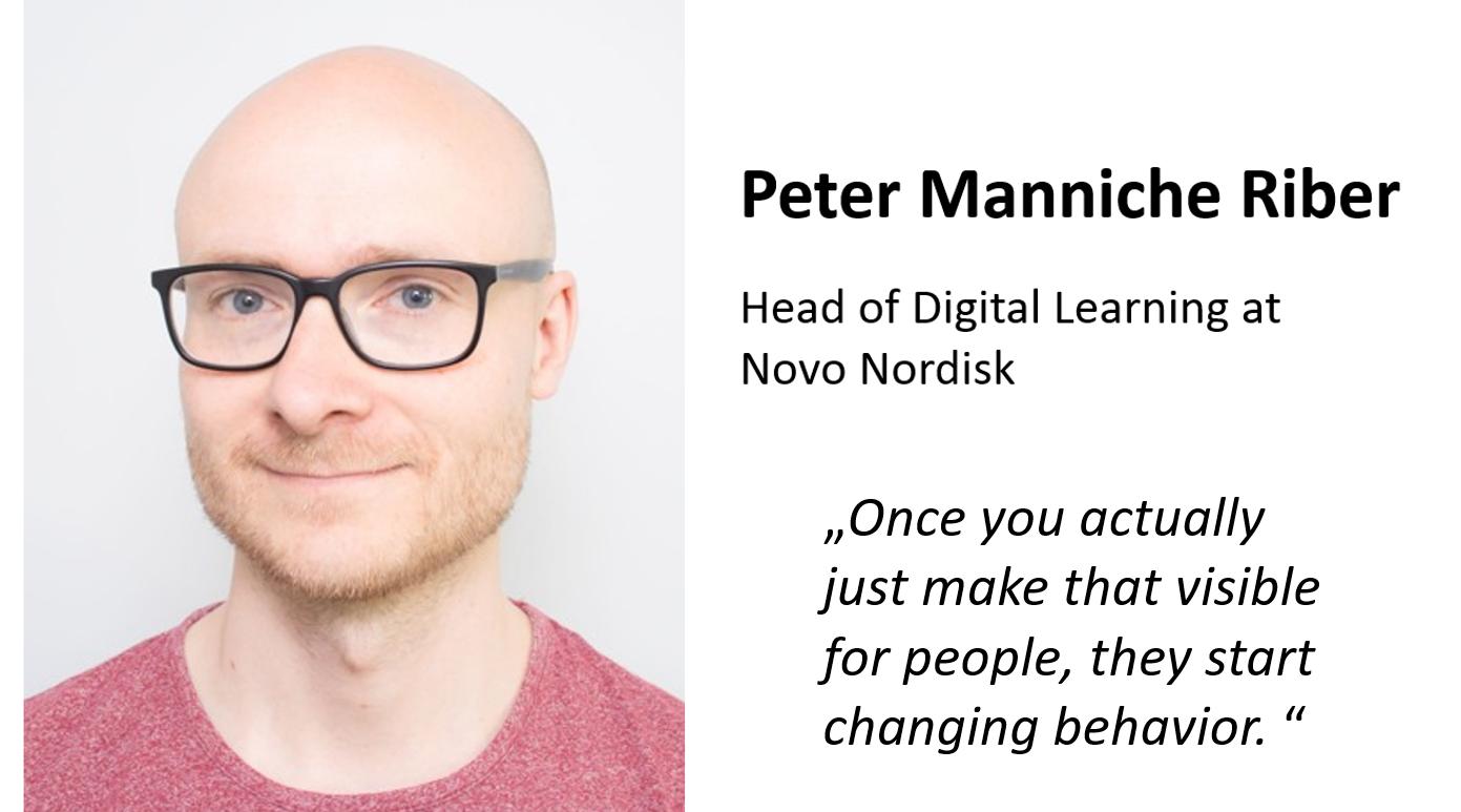 Client video - Peter M Riber, NovoNordisk