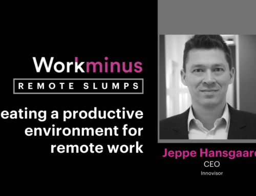 Create a productive environment for remote work
