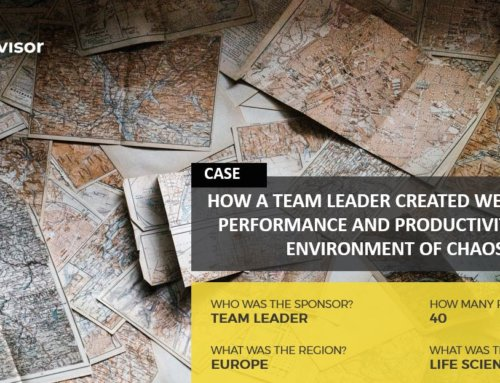 How A Team Leader Created Well-Being, Performance, and Productivity in an Environment of Chaos