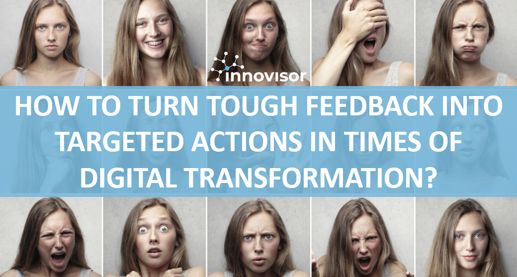 How to turn tough feedback into targeted actions
