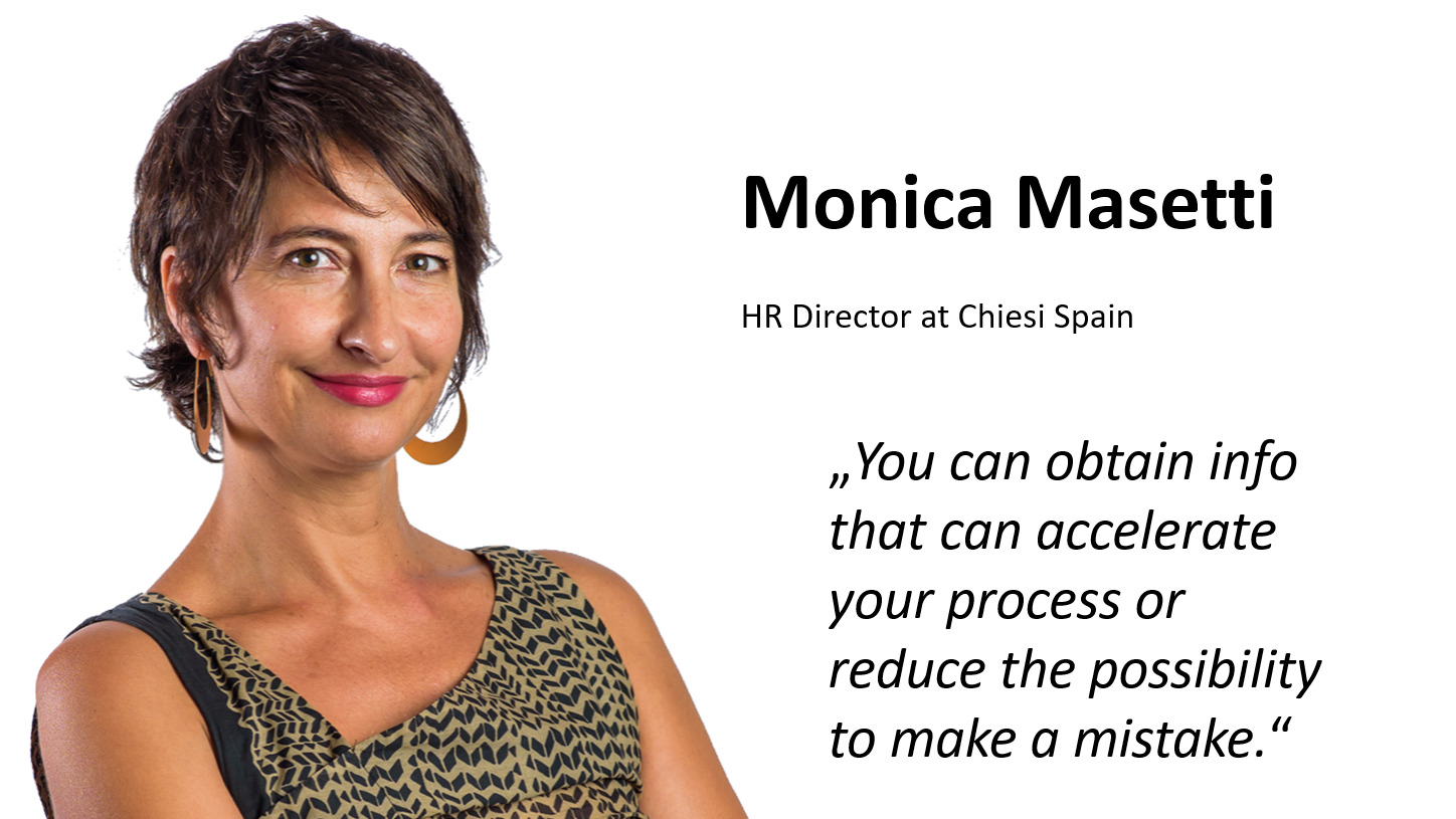 Client Video - Monica Masetti, Chiesi Spain
