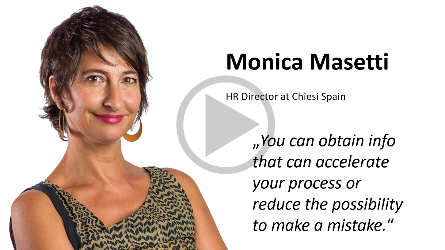 Client Story - Monica Masetti, Chiesi Spain