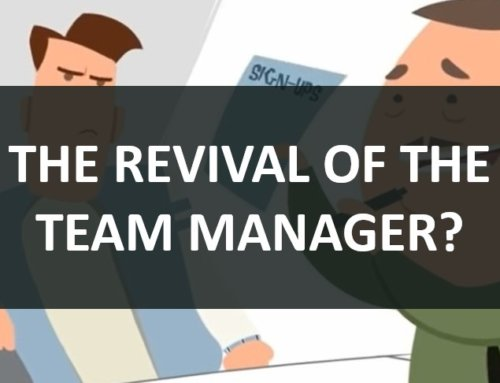 The Revival of the Team Manager?