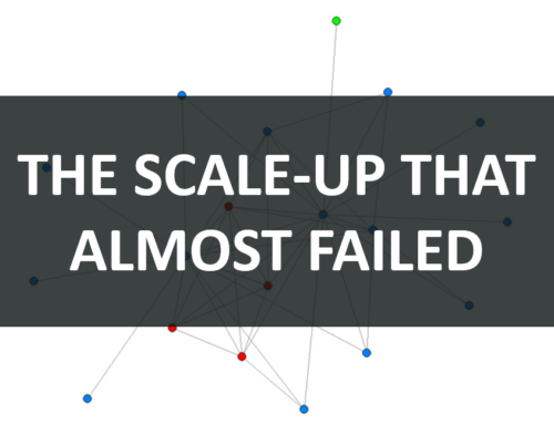 The Scale-Up that ALMOST Failed