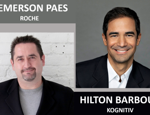 Interview Hilton Barbour, Kognitiv & Hemerson Paes, Roche – Building a Culture of Self-Organizing Teams at Pharmaceutical Giant Roche