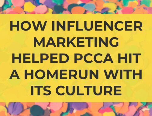 How influencer marketing helped PCCA hit a homerun with its culture