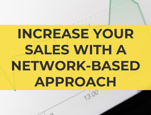 Increase your sales with A Network-based Approach